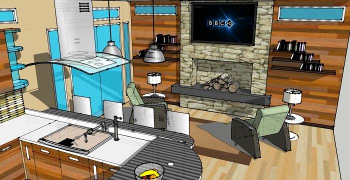 NKBA Kitchen Perspective7